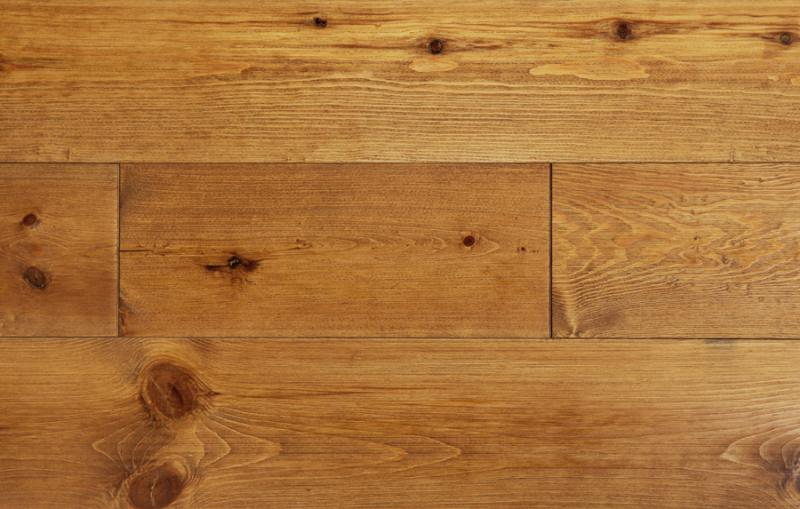 Oil Finished Pine Flooring Ditton Wood